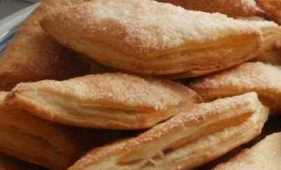 Печенье из пивного теста - кулинарные видео рецепты