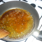 Медовик постный (очень вкусный) - рецепт на постный день